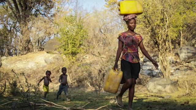 Unicef prevê risco de vida para 38 mil crianças em Moçambique