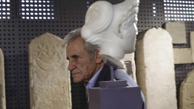Jerónimo foi ao museu e CDU quer um por cento do orçamento para Cultura