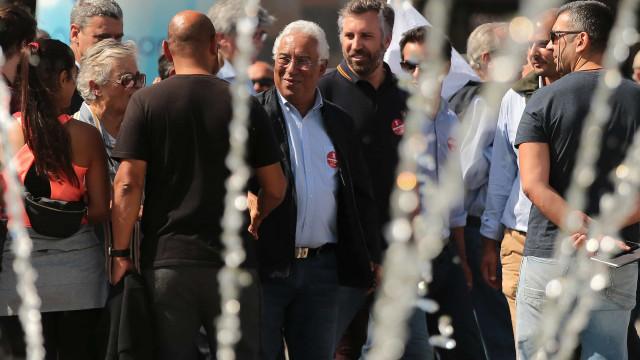 """António Costa diz que parecer da PGR é """"absolutamente inequívoco"""""""