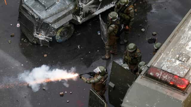 """Presidente do Chile condena violência policial. """"Não haverá impunidade"""""""