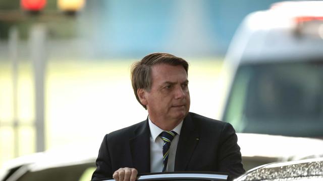 Bolsonaro desconfia do número de vítimas em São Paulo e Itália