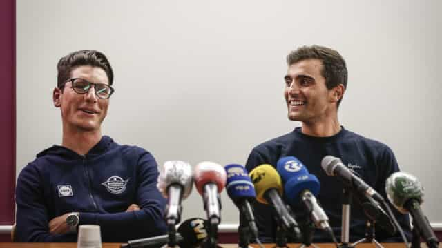 Almeida sem saber bem o que fez, Guerreiro orgulhoso da 'maglia azzurra'