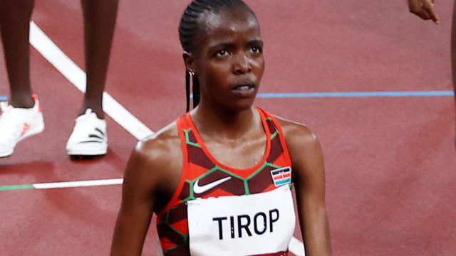 Detido o suspeito do assassínio da atleta queniana Agnes Tirop