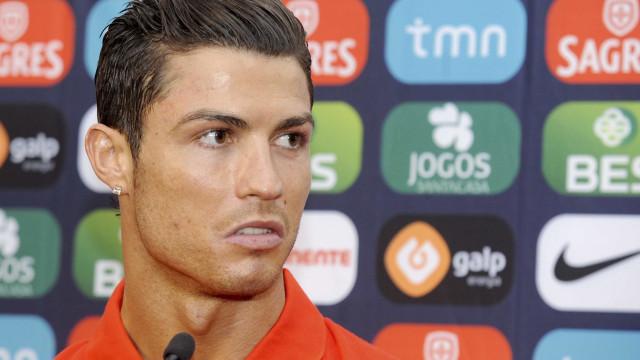 Ronaldo quer reencontrar pessoas que lhe ofereciam comida na infância