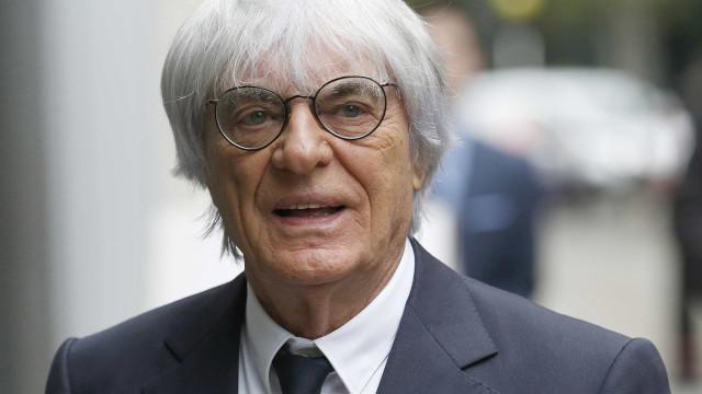 Aos 89 anos, antigo presidente da Formula 1 vai voltar a ser pai