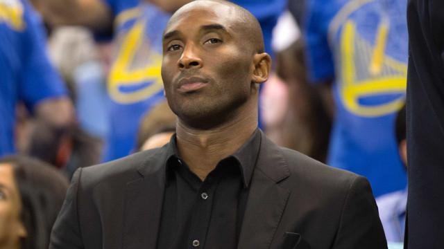 As melhores imagens da carreira de Kobe Bryant