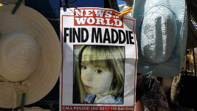 Caso Maddie: Alemão identificado como suspeito do rapto e homicídio