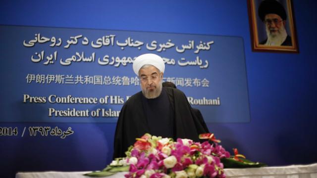 Irão quer cooperação e paz duradoura com países do Golfo Pérsico