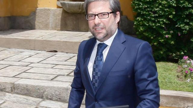 """Marco António não será mais deputado. """"Não saio em conflito com ninguém"""""""