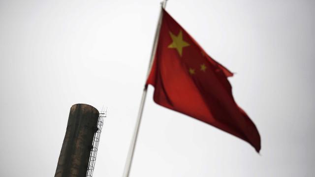 Avião com material médico vindo da China sem reagentes e ventiladores
