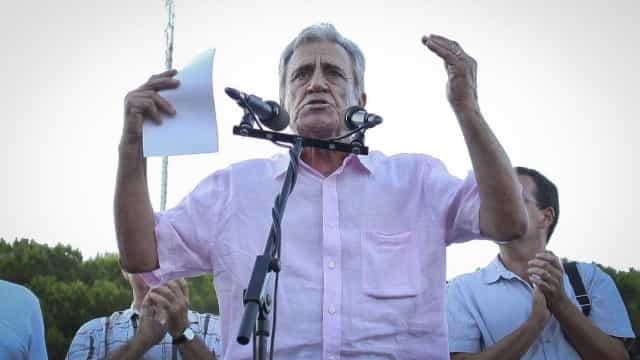 Jerónimo lembra que legislativas são para eleger deputados e não PM