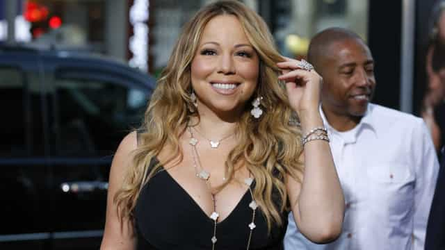 Mariah Carey em 'versão aperitivo'? Eis o nova parceria da cantora