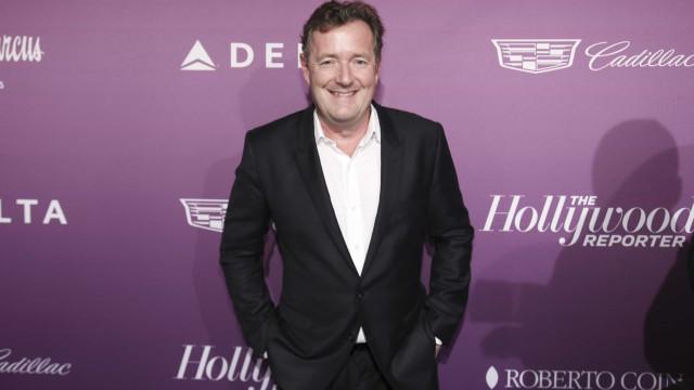 Piers Morgan torna pública mensagem que recebeu de Meghan Markle