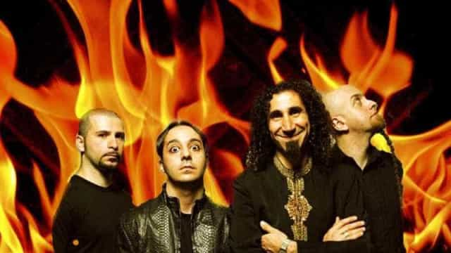 System of a Down de volta a Portugal: Atuam no VOA Heavy Rock Festival