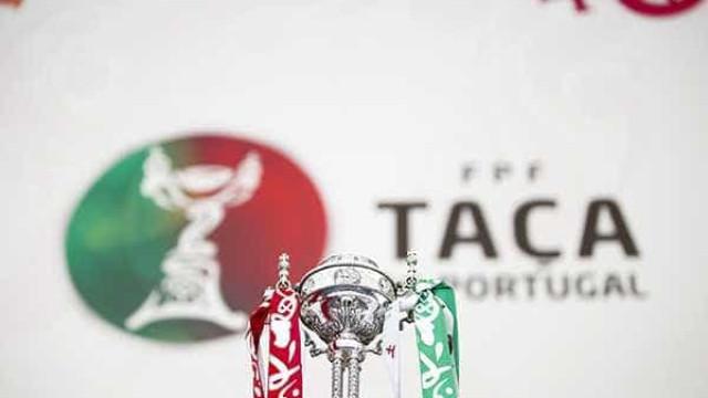 Final da Taça de Portugal será jogada em Coimbra