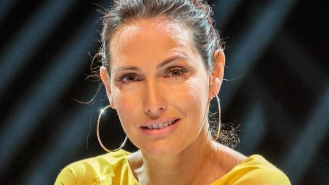 Fernanda Serrano revela fotos únicas do parto da filha mais nova