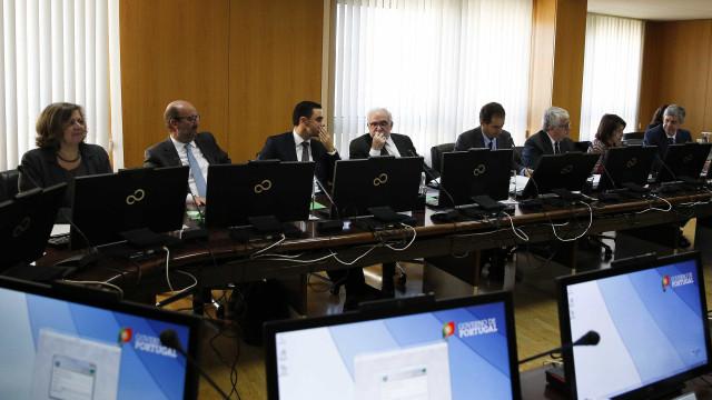 Ministros debatem amanhã fim de cortes nas pensões antecipdas da CGA