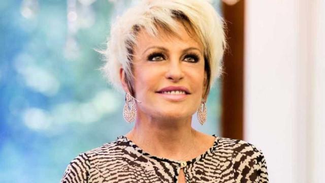 Apresentadora Ana Maria Braga diagnosticada com cancro do pulmão