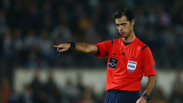Já está escolhido o árbitro para o duelo entre Portimonense e Sporting