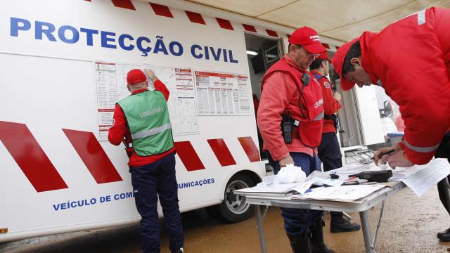 Proteção Civil garante que meios usados em novela da SIC eram de reserva