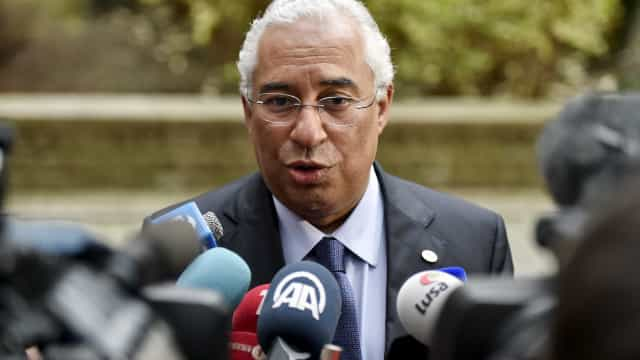 Costa afirma que pasta portuguesa na CE tem objetivos de médio prazo