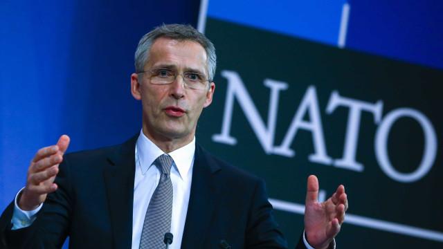 NATO apela à calma na região do Golfo Pérsico face tensão EUA-Irão