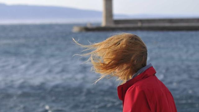 Lisboa e Leiria sob aviso amarelo devido à previsão de vento forte