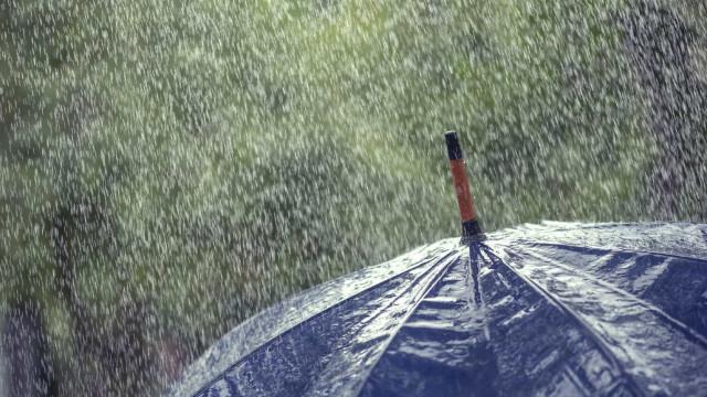 Proteção Civil emite aviso à população devido ao mau tempo