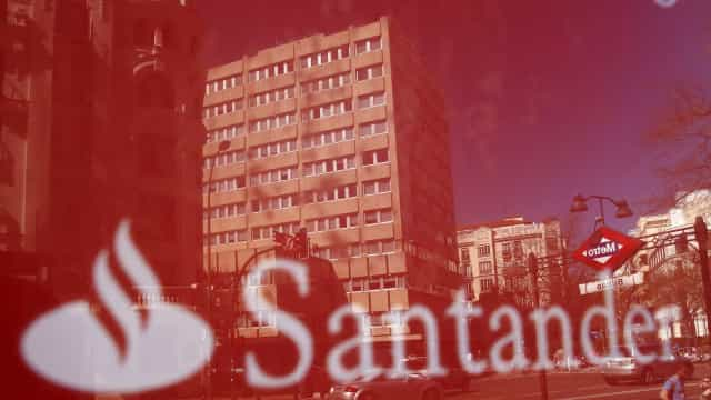 "Grupo Santander elogia desempenho"" da filial portuguesa no 1.º semestre"