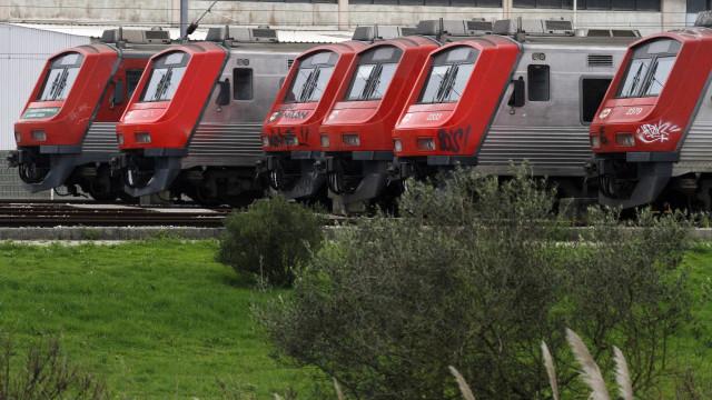 A partir de hoje há menos comboios a circular na Linha de Sintra