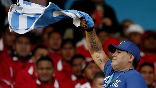 Mais duas pessoas investigadas pela morte de Maradona. São já sete