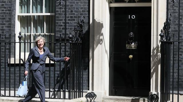 Já há data para conhecer sucessor de Theresa May