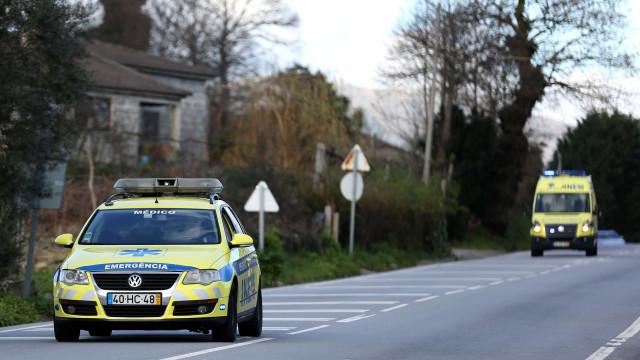 Despiste na A1 faz um morto e um ferido perto de Santarém