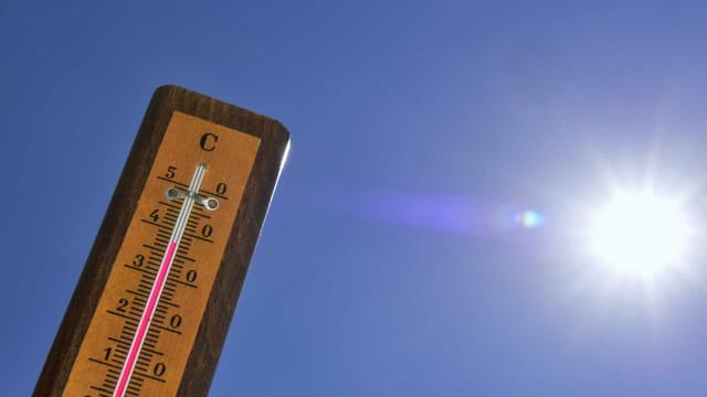 Calor coloca hoje dois concelhos de Faro e Portalegre em risco máximo