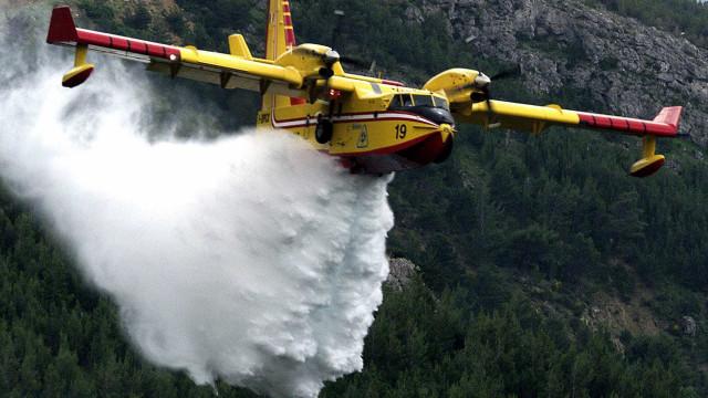 Encontrado morto piloto do Canadair que caiu em agosto na zona do Gerês