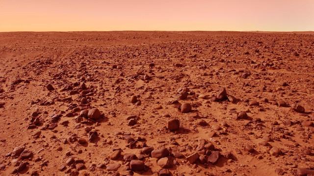 """""""China terá humanos em Marte nos próximos 10 anos"""""""