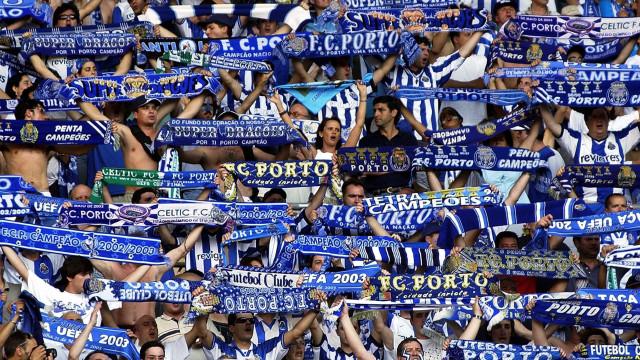 UEFA mantém multa de 28.500 euros ao FC Porto