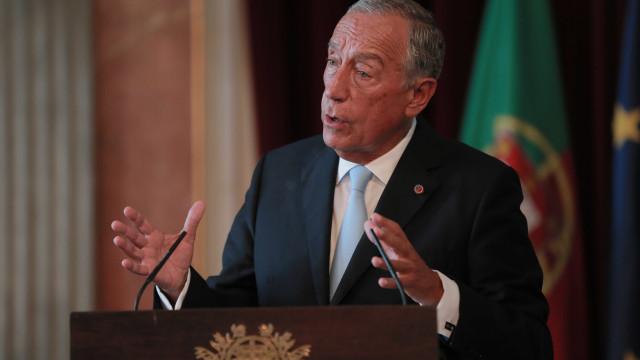"""Marcelo fez """"chamada de atenção"""" perante risco de abstenção elevada"""