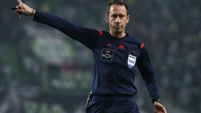 Moreirense-Benfica: Já é conhecido o árbitro nomeado para a partida