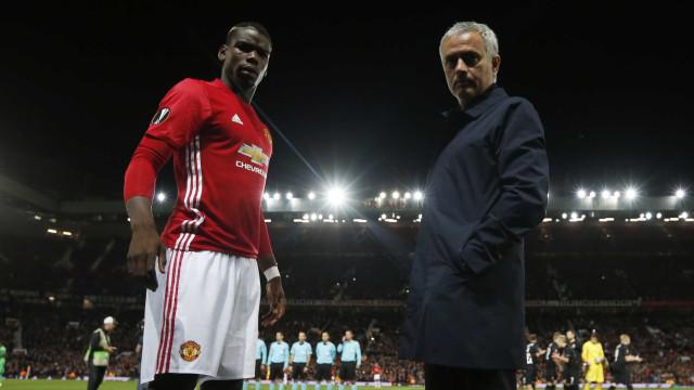 Eis sete jogadores que José Mourinho arrasou publicamente