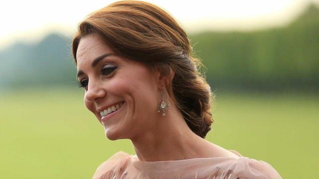 Kate Middleton esclarece se terá ou não o quarto filho