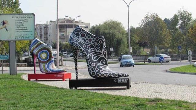 b0958ce01 Museu do Calçado arranca com mostra de Luís Onofre e sapatos gigantes