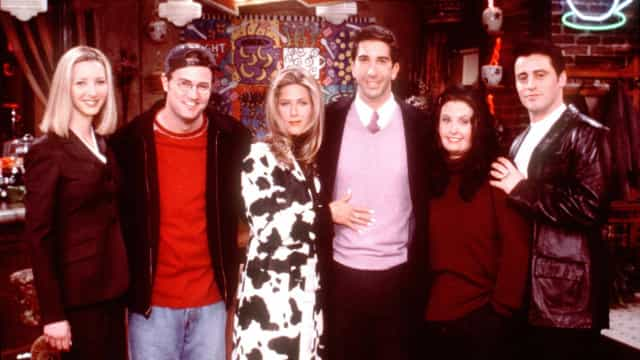 Jennifer Aniston teve de perder mais de 10 quilos por causa de 'Friends'