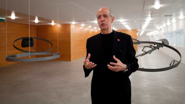 "PwC revelou ""reservas"" sobre as contas do Museu Berardo"