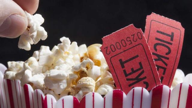 Bilhete de cinema em Portugal custa 'isto', mas o 3D fica (bem) mais caro
