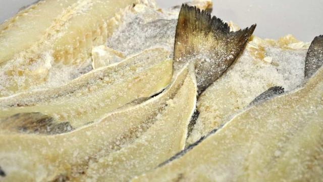 Amostra do novo coronavírus encontrada em embalagem de bacalhau na China