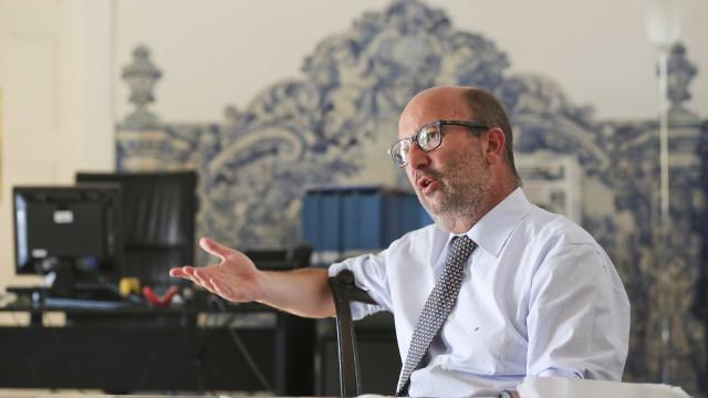 """Greve de motoristas """"será sempre muito perturbadora"""", admite ministro"""