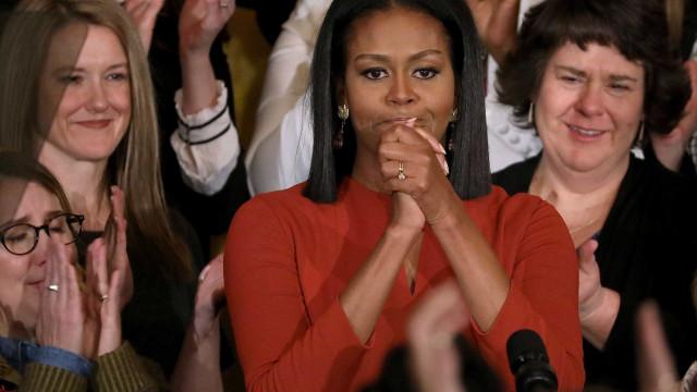 """A mensagem de Michelle Obama contra o racismo: """"Estou exausta"""""""