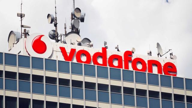 Clientes da Vodafone não estão a conseguir aceder à internet
