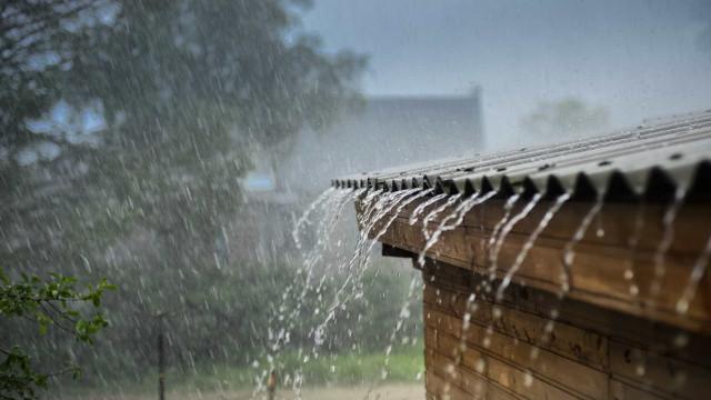 Grupo central dos Açores sob aviso amarelo amanhã devido a chuva forte